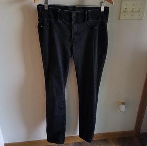 Apt 9 Black Tummy Control Skinny Jeans